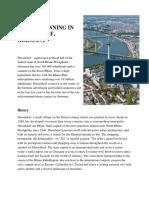 Urban Planning in Dusseldorf