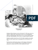 Bogart and Chess