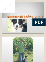 Wedstrijd Idéfix 2010Inke