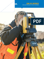 Total Station Topcon GM 52/55