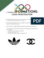 logo transformations