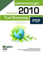 FuelEconomyG2010