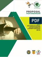 Proposal Pertandingan IOKC 2019