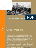 Nuclear Weapons SNAS 2017