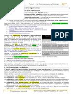 Apuntes psicologia de las organizaciones
