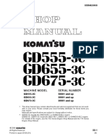 Shop Manual GD555-3C