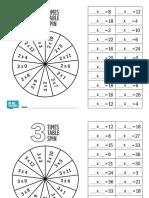 Multiplication Complete Set