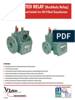 Buchholz Relays for Power Transformers 1
