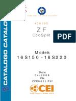 Transmisi - ZF 16s150