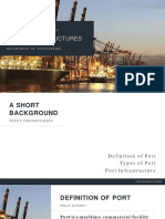 Port/Harbour Infrastructure
