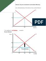 IBDP Economic HL  Chapter 3 Notes