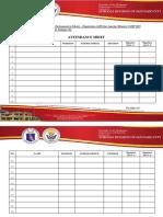 FM HRD 007 Attendance Sheet 1