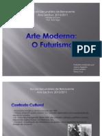 Futurismo_-_Trabalho