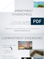 Compartment Syndrome hand and forearm