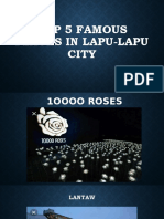 TOP 5 FAMOUS PLACES IN LAPU-LAPU CITY - GROUP 5 R&W.pptx