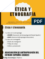 MTI II. Ética y Etnografía