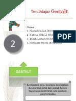 Teori Belajar Gestalt KELOMPOK 2 kimia.pptx