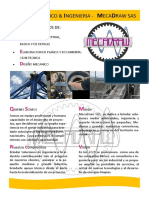 Brochure Mecadraw.sas