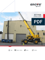 RT770E manual