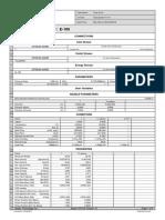 Data Sheet Case a (Air Cooler)