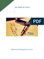 Epistola a Tito (San Pablo de Tarso)