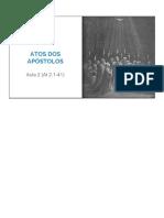 2. Atos 2.1-41 - Slides