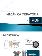 Mecânica vibratória