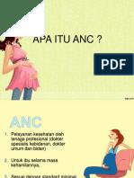 Penyuluhan ANC