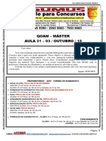 Aula 31 - 03 Out - Master