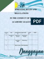 Irr Acad League