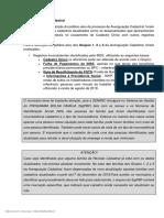 Atualização Cadastral - CADUNICO 2019