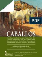 Catalogo Caballos 2018