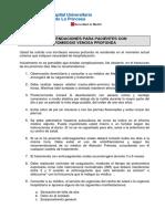 Microsoft Word - Recomendaciones Trombosis Venosa Profunda