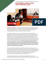 ¿Qué Es La Autoría Mediata y Cuáles Son Sus Presupuestos_ [R.N. 2308-2013, Lima] _ Legis.pe