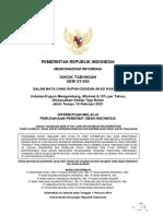 Memorandum Informasi St 003 Final