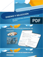 Diseño y Selección de Los Procesos Para Organizaciones1