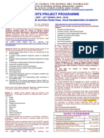 SPP 42 Series Poster Format Guidelines