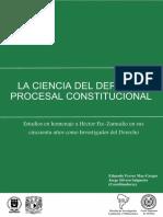 La Ciencia Del Derecho Procesal Constitucional