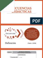 SecuenciaS didácticaS