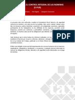 Manual Integral de Nóminas