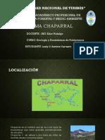 Bioma Chaparral