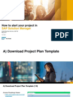 How to Start Your Project