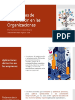 Tecnologías de Información en Las Organizaciones (Cap 1)