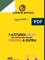 eBook Printei_Boylixo - 5 Atitudes