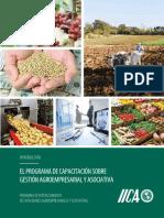 Manual de Capacitacion Sobre Gestion Agroempresarial y Asociativa