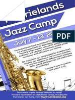 Jazz Camp 2019