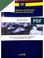 Plano Nacional de Educação e Sistema Nacional de Educação