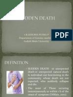11. Sudden Death