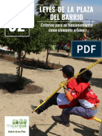 2016-MiParque02-Leyes de La Plaza de Barrio