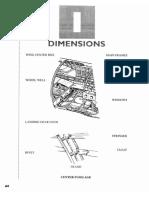 Dimensiones inglés